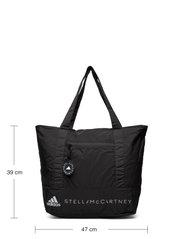 adidas by Stella McCartney - Tote Bag W - totes - black/white - 5