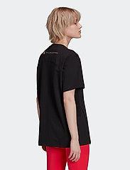 adidas by Stella McCartney - Cotton Tee W - t-shirts - black - 3