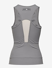 adidas by Stella McCartney - COMF TANK - linnen - icegry - 2