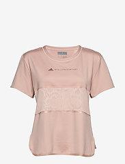 adidas by Stella McCartney - LOOSE TEE - t-shirty - icepnk - 1