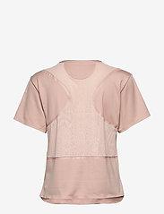adidas by Stella McCartney - LOOSE TEE - t-shirty - icepnk - 2