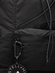 adidas by Stella McCartney - GYMSACK - gymtassen - black/black/white - 3