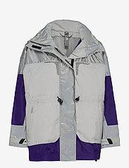 adidas by Stella McCartney - URBXTR SH JKT - vestes d'entraînement - refsil/clonix/cpurpl - 1