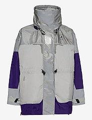 adidas by Stella McCartney - URBXTR SH JKT - vestes d'entraînement - refsil/clonix/cpurpl - 2