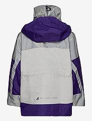 adidas by Stella McCartney - URBXTR SH JKT - vestes d'entraînement - refsil/clonix/cpurpl - 3