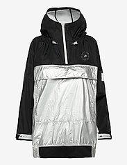 adidas by Stella McCartney - URBXTR PULLON - koulutustakit - black/metsil - 2