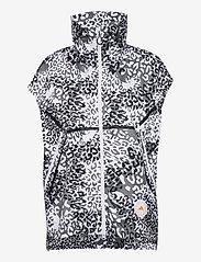 adidas by Stella McCartney - TRUEPACE GILET - toppaliivit - white/black/ash - 2