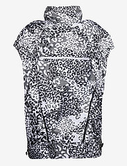adidas by Stella McCartney - TRUEPACE GILET - gevoerde vesten - white/black/ash - 3