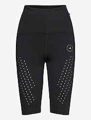 adidas by Stella McCartney - TruePurpose High Waist Bike Shorts W - tights & shorts - black - 0