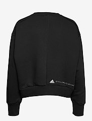 adidas by Stella McCartney - Sweatshirt W - sweatshirts & hoodies - black - 1