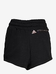adidas by Stella McCartney - Sweat Fleece Shorts W - training shorts - black - 2