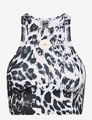 adidas by Stella McCartney - TRUEPUR BIKINIT - bikinitopper - white/black - 0