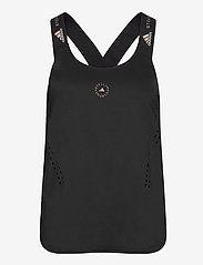 adidas by Stella McCartney - TruePurpose Loose Tank Top W - sleeveless tops - black - 0