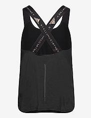 adidas by Stella McCartney - TruePurpose Loose Tank Top W - sleeveless tops - black - 1