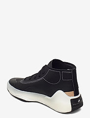 adidas by Stella McCartney - aSMC Treino Mid - high top sneakers - cblack/clowhi/owhite - 2