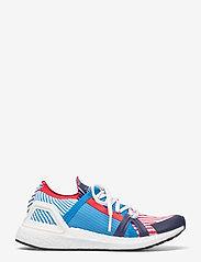 adidas by Stella McCartney - Ultraboost 20 W - running shoes - brblue/conavy/vivred - 1