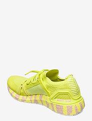 adidas by Stella McCartney - Ultraboost 20 W - running shoes - aciyel/aciyel/pearos - 3