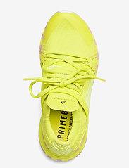 adidas by Stella McCartney - Ultraboost 20 W - running shoes - aciyel/aciyel/pearos - 4