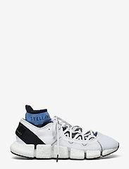 adidas by Stella McCartney - Vento W - laufschuhe - ftwwht/cblack/stoblu - 1