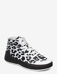 adidas by Stella McCartney - Treino Mid-Cut W - sneakers - ftwwht/cblack/clowhi - 0