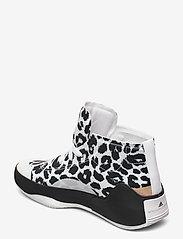 adidas by Stella McCartney - Treino Mid-Cut W - sneakers - ftwwht/cblack/clowhi - 2