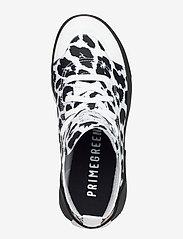 adidas by Stella McCartney - Treino Mid-Cut W - sneakers - ftwwht/cblack/clowhi - 3