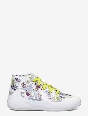 adidas by Stella McCartney - Treino Mid-Cut W - training shoes - ftwwht/cblack/aciyel - 1
