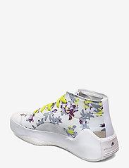 adidas by Stella McCartney - Treino Mid-Cut W - training shoes - ftwwht/cblack/aciyel - 2
