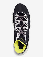adidas by Stella McCartney - Vento W - chunky sneakers - ftwwht/aciyel/cblack - 3
