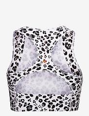 adidas by Stella McCartney - TRUEPUR CROP - crop-tops - white/black - 1