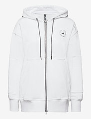 adidas by Stella McCartney - Sportswear Hooded Sweatshirt W - sweatshirts & hoodies - white - 1