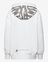 adidas by Stella McCartney - Sportswear Hooded Sweatshirt W - sweatshirts & hoodies - white - 2