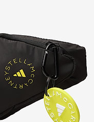 adidas by Stella McCartney - Bum Bag W - sport - black/aciyel - 3