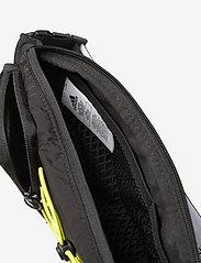 adidas by Stella McCartney - Bum Bag W - sport - black/aciyel - 4