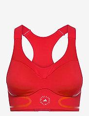 adidas by Stella McCartney - TruePace High Support Bra W - sort bras:high - vivred - 1