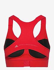 adidas by Stella McCartney - TruePace High Support Bra W - sort bras:high - vivred - 2