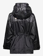 adidas by Stella McCartney - TruePace Jacquard Jacket W - parka coats - black - 2