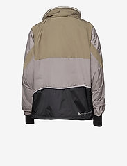 adidas by Stella McCartney - Training Suit Jacket W - träningsjackor - dovgry/clay/black - 2