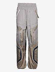 adidas by Stella McCartney - Training Suit Track Pants W - sportbroeken - dovgry/clay/black - 0