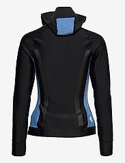 adidas by Stella McCartney - BeachDefender Midlayer Jacket W - sweatshirts & hoodies - black/stoblu - 2