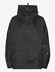 adidas by Stella McCartney - Half-Zip Mid-Length Jacket W - träningsjackor - black - 1