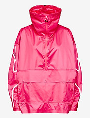 adidas by Stella McCartney - Half-Zip Mid-Length Jacket W - koulutustakit - sopink - 1