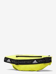 adidas by Stella McCartney - aSMC BUMBAG - belt bags - aciyel/black - 1