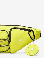 adidas by Stella McCartney - aSMC BUMBAG - belt bags - aciyel/black - 3