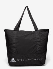 adidas by Stella McCartney - Tote Bag W - totes - black/white - 1