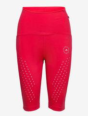 adidas by Stella McCartney - TruePurpose High Waist Bike Shorts W - cykelbyxor - actpnk - 1