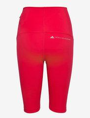 adidas by Stella McCartney - TruePurpose High Waist Bike Shorts W - cykelbyxor - actpnk - 2