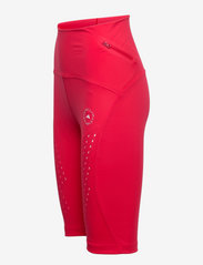 adidas by Stella McCartney - TruePurpose High Waist Bike Shorts W - cykelbyxor - actpnk - 3