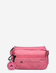 adidas by Stella McCartney - Bum Bag W - belt bags - hazros/black - 0