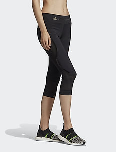 P ESS 3/4 TIGHT - tights & shorts - black